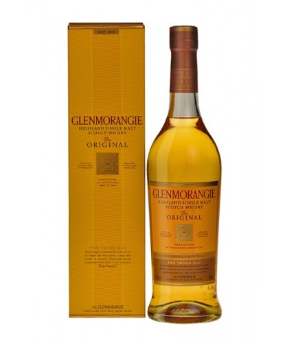 Schottischer Single Malt Whisky von Glenmorangie