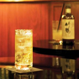 Classic Highball Cocktail