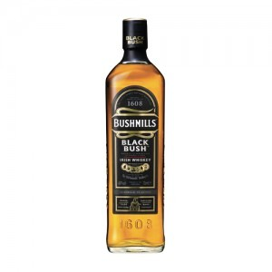 Ein Bushmills Black Bush, ein Irish Blend Whiskey