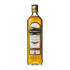 Der Bushmills Old Irish, ein Irish Blend Whiskey