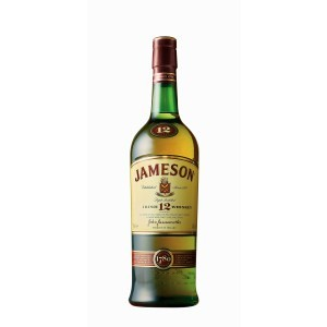 Der Jameson 12 Years 1780, Irish Whiskey
