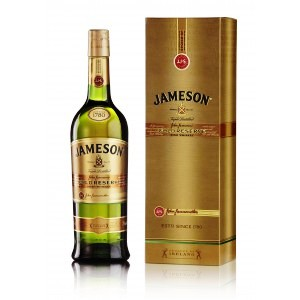 Der Jameson Gold Reserve, Irish Whiskey