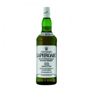 Der Laphroaig 10 Years Old