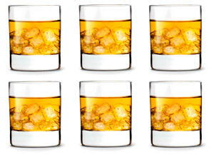 Libbey Whiskybecher Tasty 6er Set, 20 cl zu finden bei Amazon